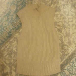 Abercrombie and Fitch Sleeveless Sweater
